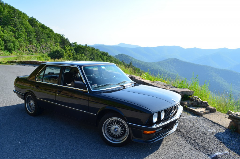 We also build for modern classics and classic BMW 5series cars like E28 and E12 KW suspension kits.
