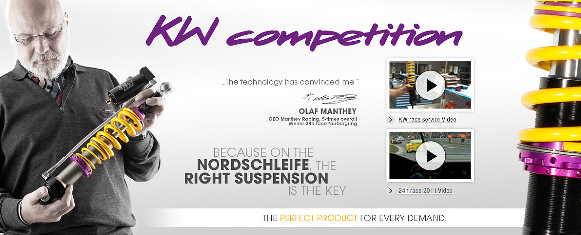 KW Competition presented by Olaf Manthey